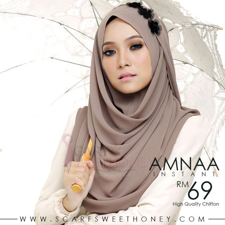 AMNAA Instant Shawl