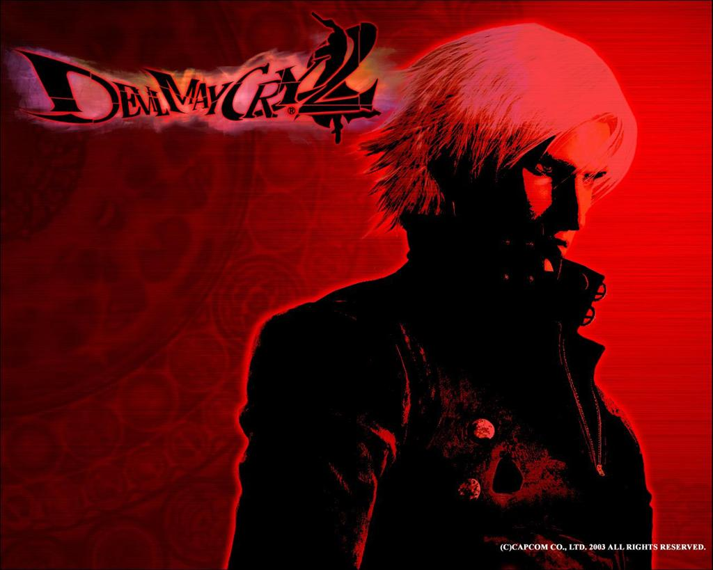 Devil May Cry HD & Widescreen Wallpaper 0.712152540920442
