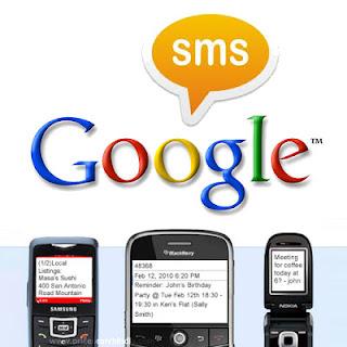 sms service by google
