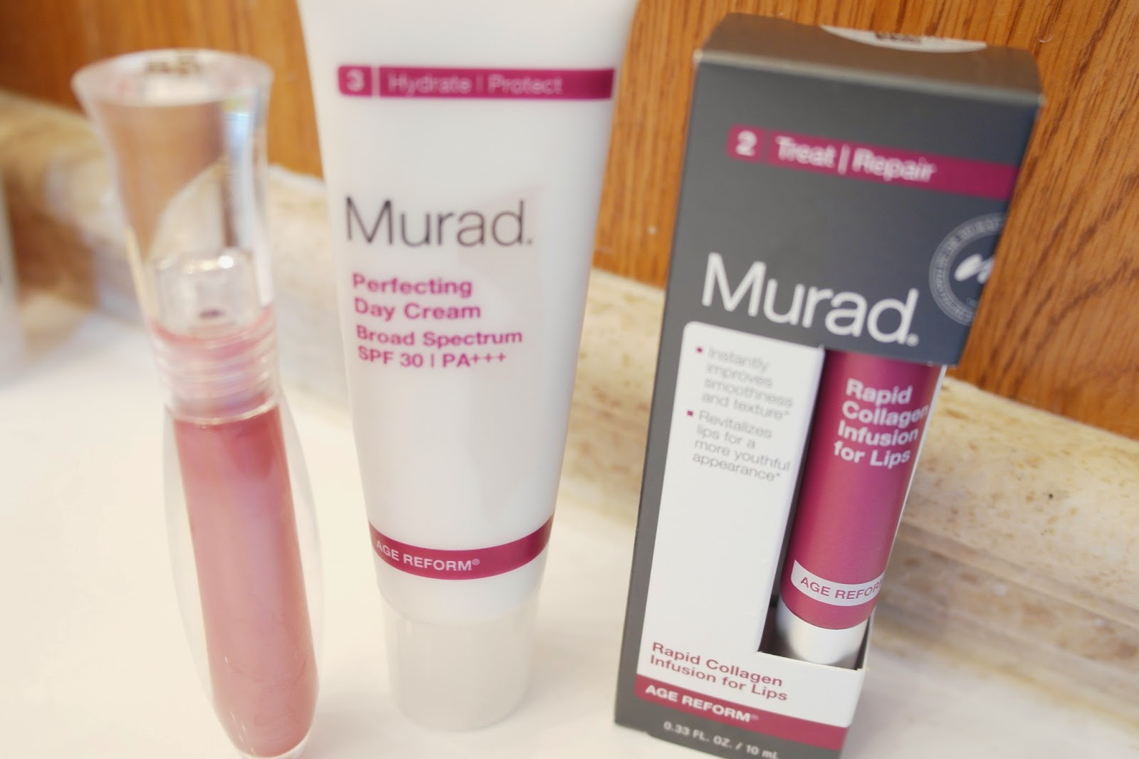 Project Wear Less Makeup with Murad | Mae Amor