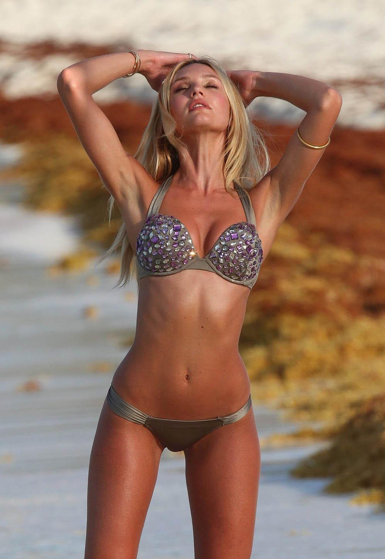Opinion candice swanepoel hot bikini variant was