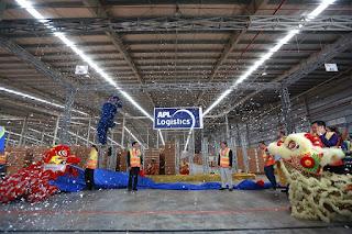 APL Logistics Opens New Vietnam Facility