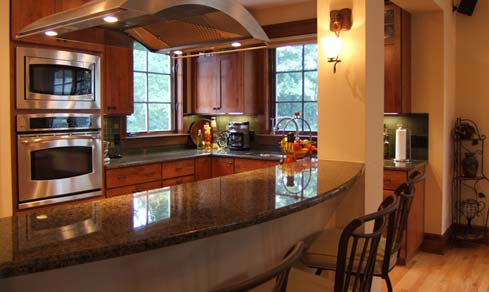 Kitchen remodeling ideas interior home design for Kitchen remodel images