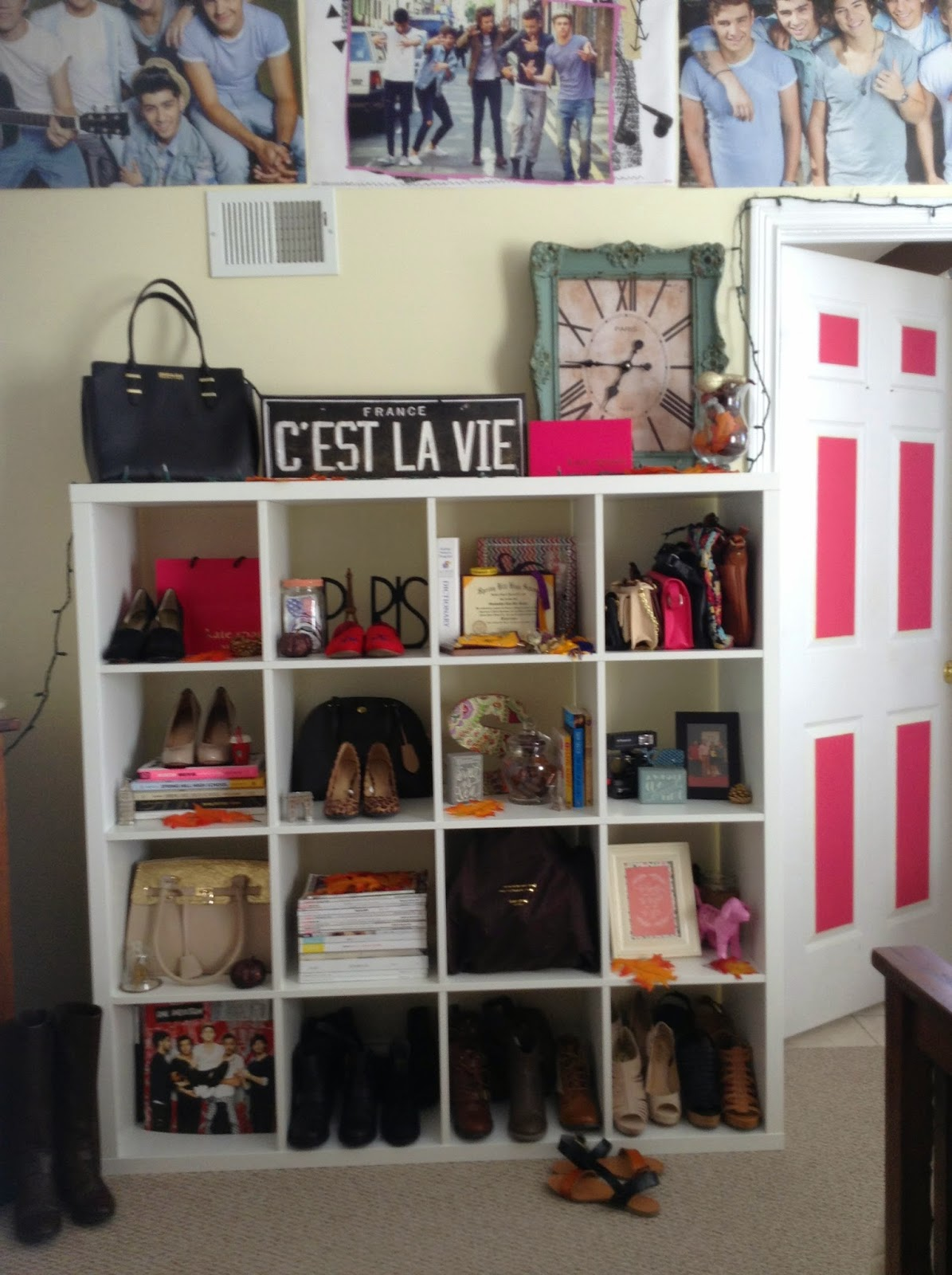 One Direction Bedroom Decor Of Life And Style Fall Into Autumn Fall Room Decor Room Tour