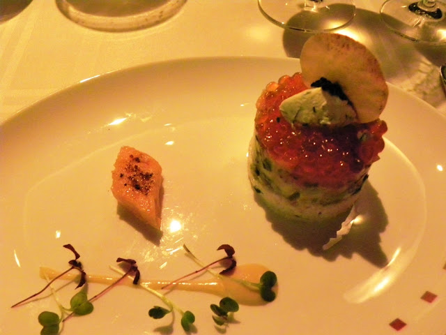 Restaurant Murano Celebrity Cruises