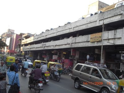 Urban India gropes for parking solutions