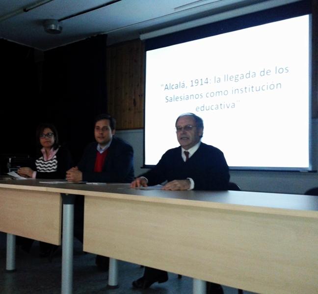conferencia de Enrique Ruiz Portillo
