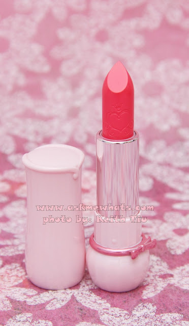 a photo of Etude House Dear My Blooming Lips Talk PK004 review
