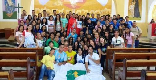 Dioceses do Centro Oeste promovem intercâmbio da Juventude Missionária