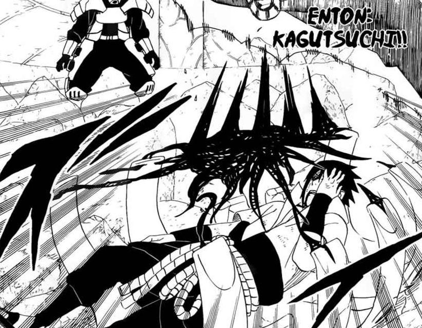 Sasuke vs Hashirama e Madara  - Página 3 Enton+Sasuke+Kagutsuchi