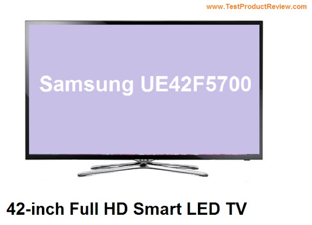 Samsung UE42F5700 review