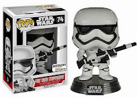 Funko Pop! First Order Stormtrooper AMAZON