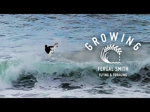 Fergal Smith - Flying Foraging Growing Ep 11