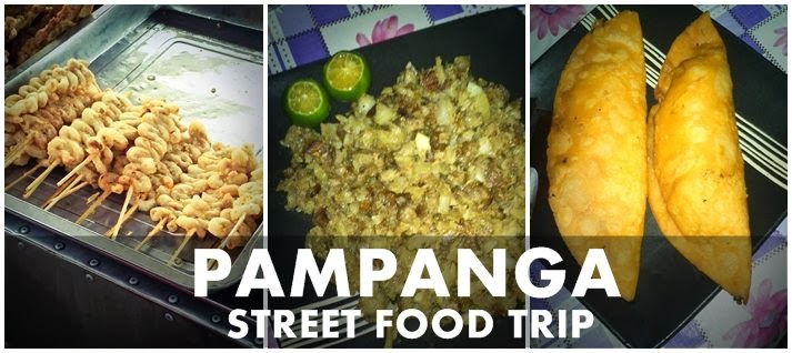 Pampanga Street Food Trip