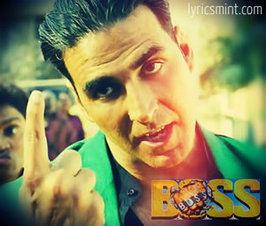 Boss Title Song starring Akshay Kumar
