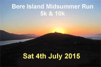 Stunning 5k & 10k race in West Cork...Sat 4th July