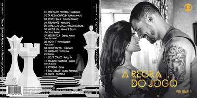 Trilha Sonora Novela A Regra Do Jogo Vol.3 2015