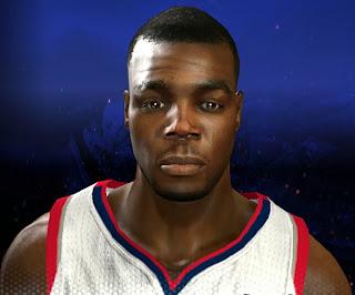 NBA 2K14 Paul Millsap Cyberface Mod