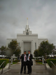 Cloudy Day at the Temple  Oct. 2014