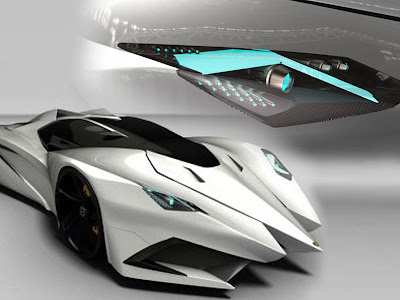 Lamborghini on Ferruccio Lamborghini 2013 Concept Car   Concept And Design Cars