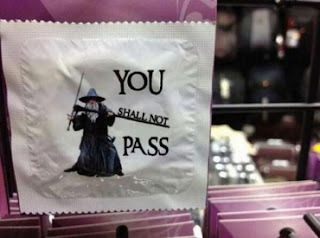 Lord of the Rings - Gandalf Condom - Sex