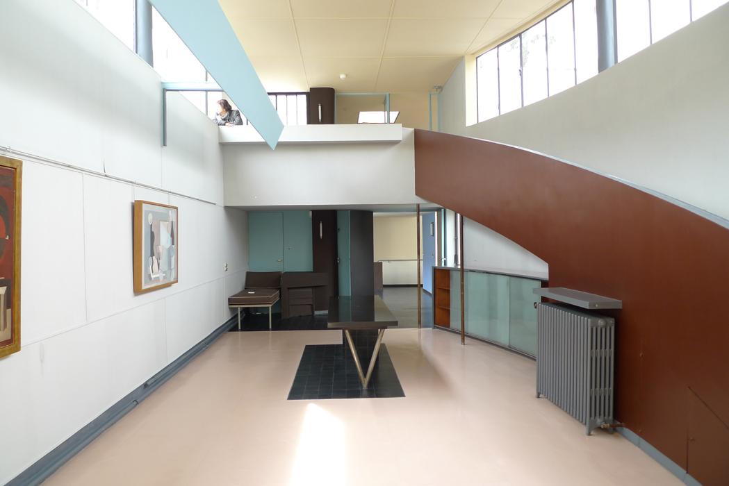 Interieurvormgever interior designer artez oktober 2011 - Villa la roche corbusier ...