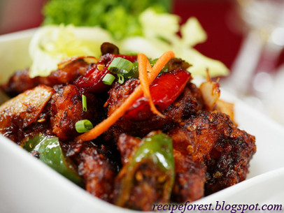 Ultimate recipes collection chinese chilli chicken forumfinder Images