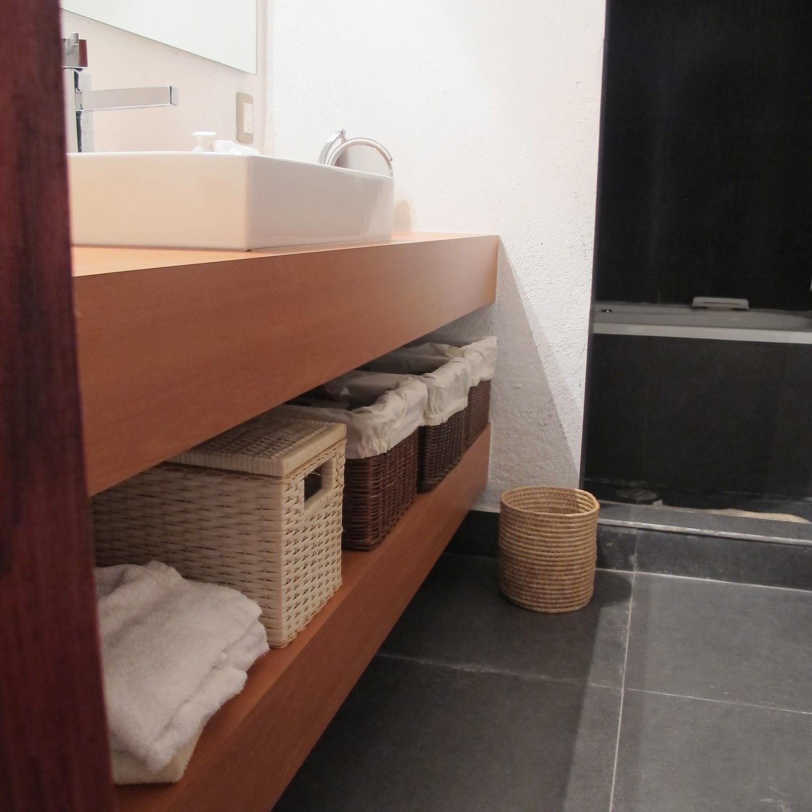 Cubiertas zaragoza bajo lavabo formica for Baldas para bajo lavabo