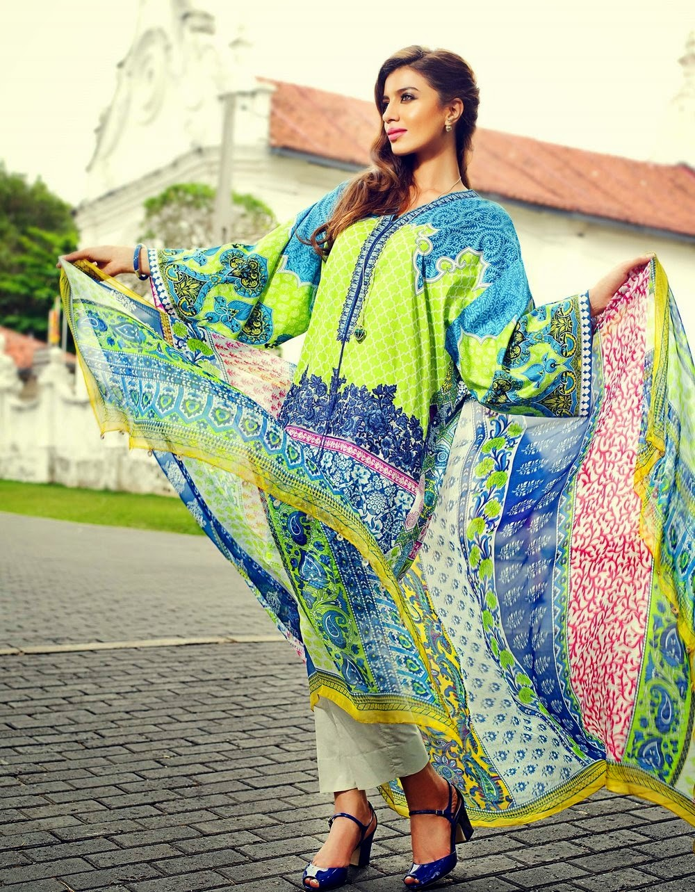 Elan Summer Lawn 2015 Collection 2015