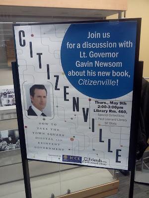 Newsom new book introduced at SFSU Library – MoeMaKa