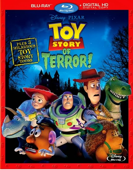 Toy Story of Terror (2013) afis