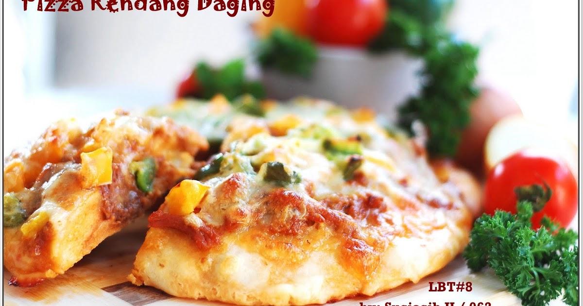 Dapur KreasiKu: Pizza Rendang Daging