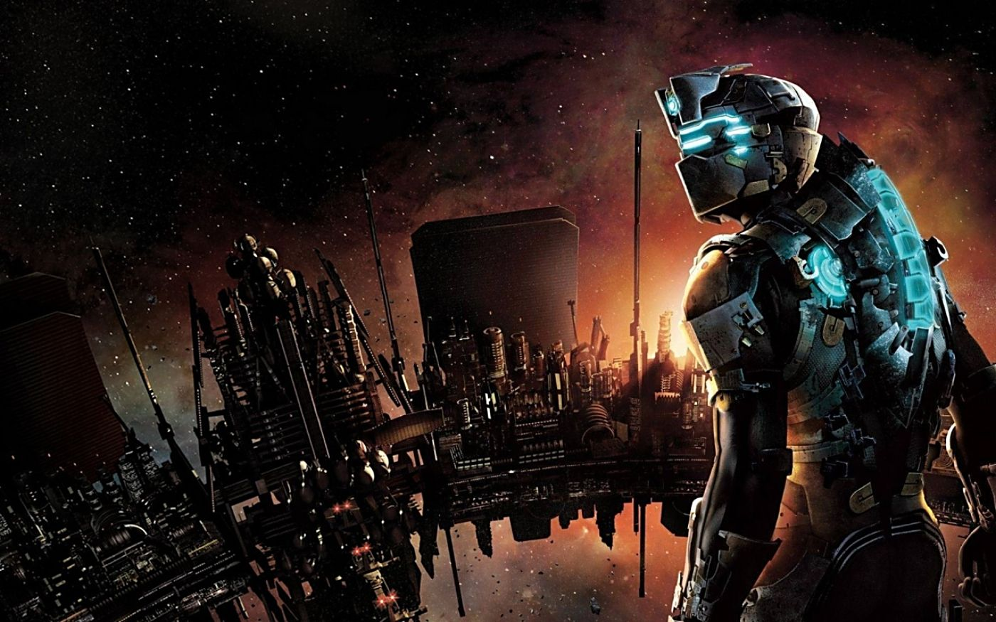 dead space 2 scary