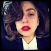 Lady Gaga looking sad about the whole lawsuit drama with her former BFF/ex-assistant