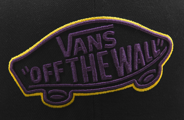 the gallery for gt vans off the wall logo purple
