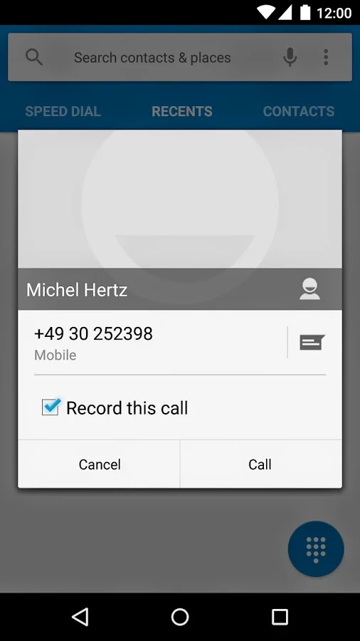 Call Recorder v1.6.5