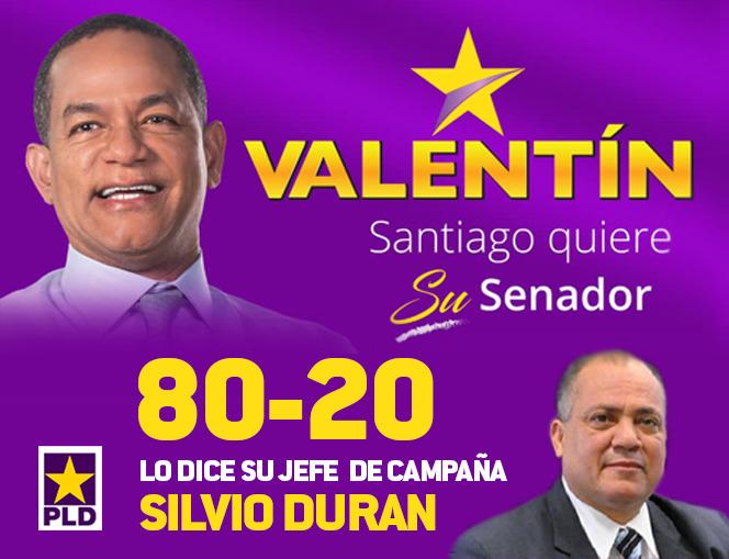 VALENTIN EL SENADOR DE SANTIAGO