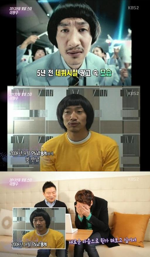 Lee Kwang Soo Pre Debut