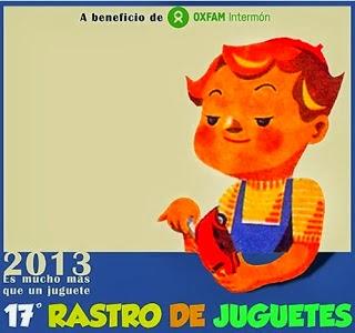 """AMPA """"EEI María Urrea"""": RASTRO JUGUETES. INTERMÓN OXFAM - photo#12"""