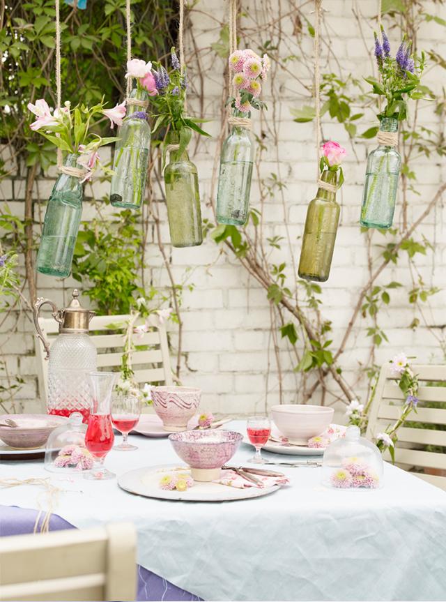Summery Garden Ideas by Rebecca Newport ? ?????