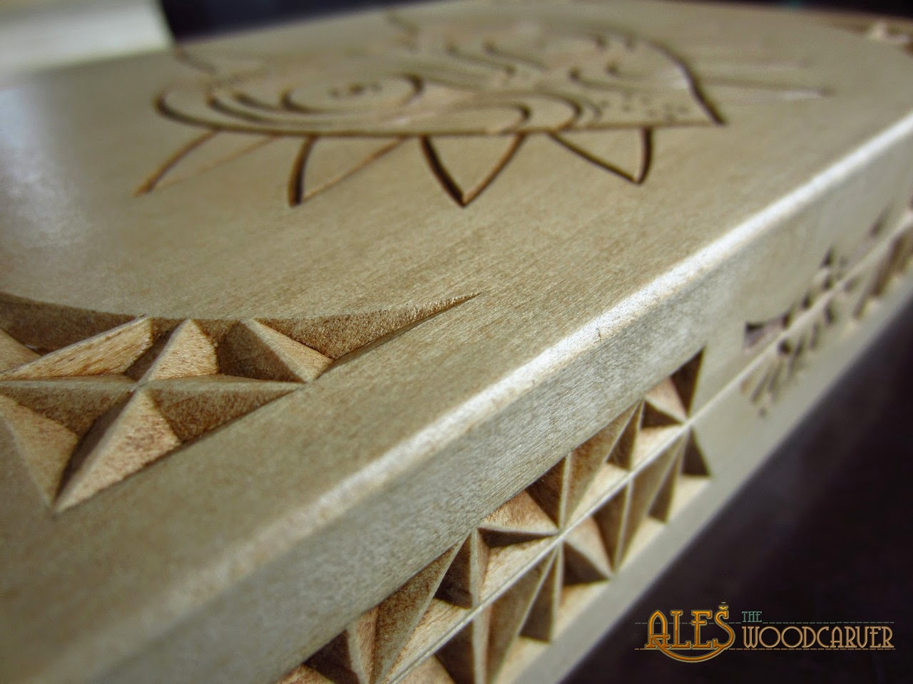 Ales the woodcarver legend of zelda trinket boxes