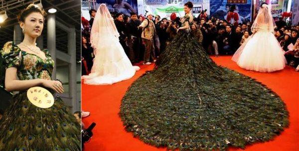 AtUrBest Special Events: Unusual Wedding Dresses