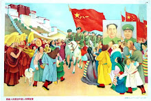While the heart of Tibet was bleeding the free world only made speeches