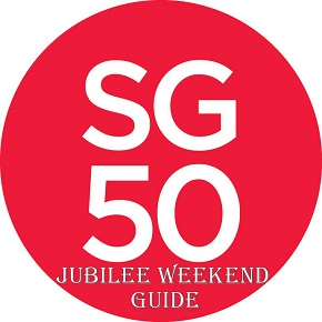 SG50 Jubilee Weekend Activities Guide for Families