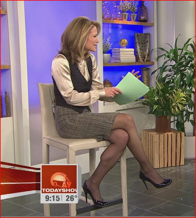 Big cock amy robach in pantyhose this