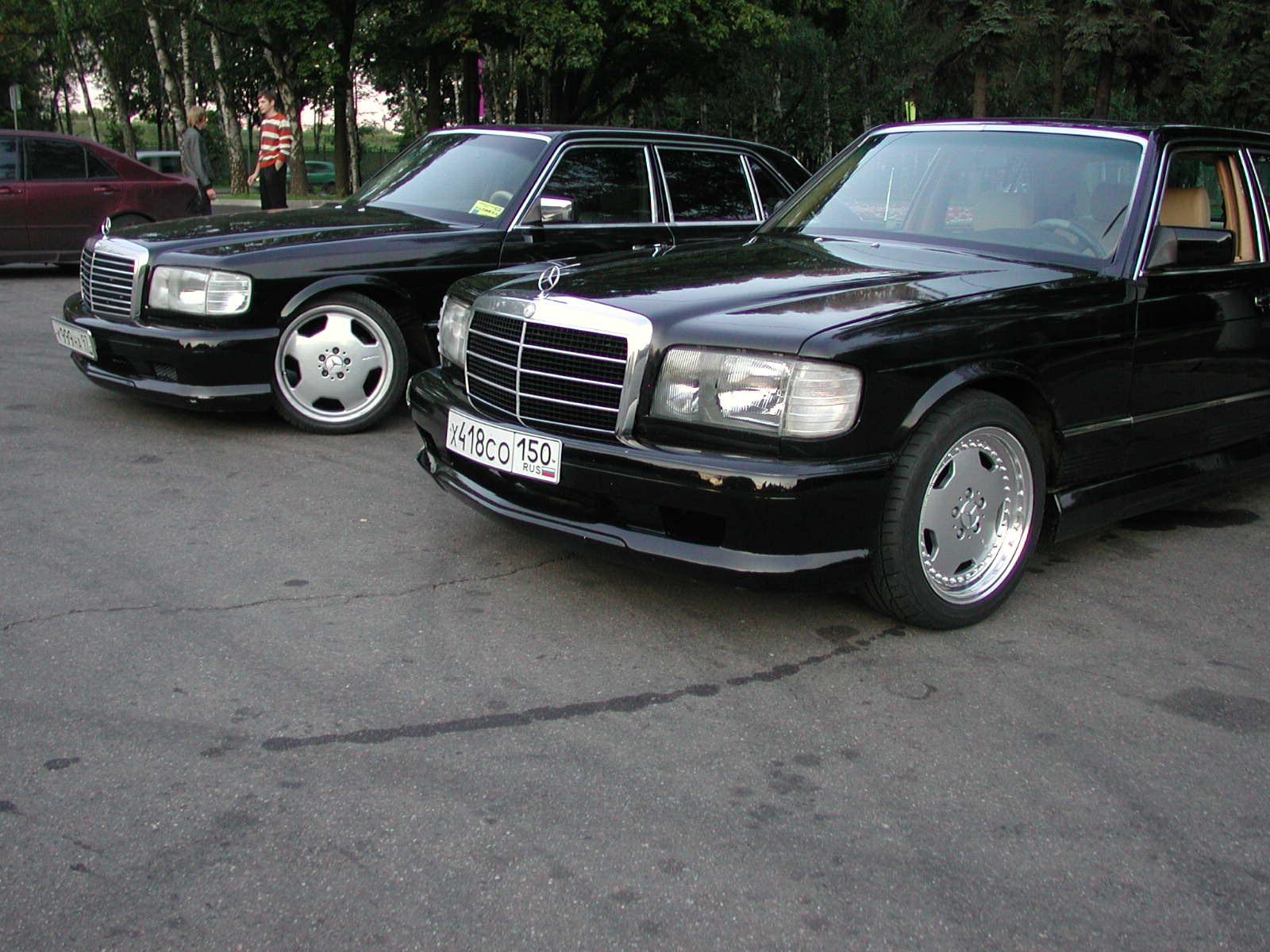 Mercedes benz w126 crokillersteam15 for Mercedes benz wayne nj