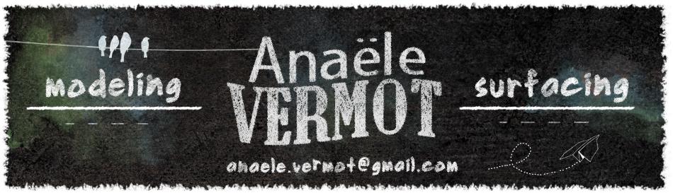 Anaële Vermot - portfolio