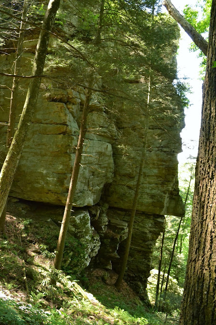 Breaks Interstate Park, great places to hike, KY, VA