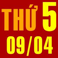 Tử vi 9/4/2015 Thứ Năm - 11 Thần Số hôm nay