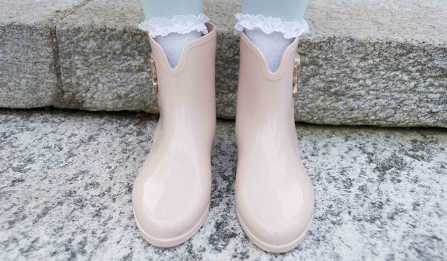shoes, boots, jelly, frill socks
